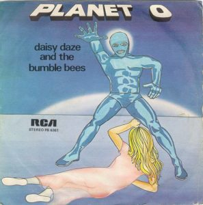 Planet O vinyl disc
