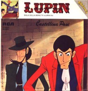 Lupin (disco 45 giri della sigla italiana della seconda serie)