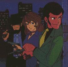 Lupin III 1st Tv series