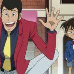 """""""Lupin III vs Detective Conan"""" prima TV su Italia1"""